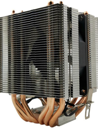 xueyufengshen cpu cooler 6 pure copper heat pipe cooling tower cooling system 9cm cpu fan radiator for amd .